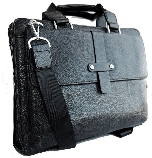 Мужская сумка - портфель Salvatore Ferragamo. Качественная сумка. Стильная мужская сумка.