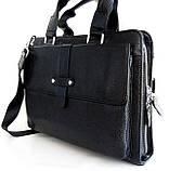 Мужская сумка - портфель Salvatore Ferragamo. Качественная сумка. Стильная мужская сумка., фото 2