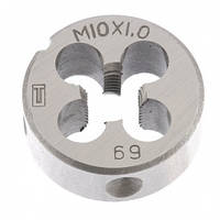 Плашка М10 х 1,0 мм// СИБРТЕХ