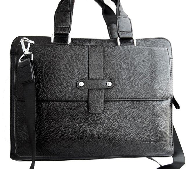 7b1b7ee3a350 ... фото Мужская сумка - портфель Salvatore Ferragamo. Качественная сумка.  Стильная мужская сумка. ...