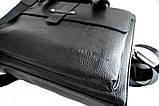 Мужская сумка - портфель Salvatore Ferragamo. Качественная сумка. Стильная мужская сумка., фото 6