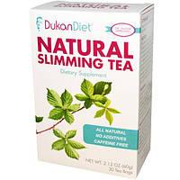 Dukan Diet, Натуральный чай для похудения, 30 пакетиков, 2.12 унций (60 г)