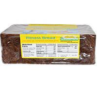 Mestemacher, Фитнес-хлеб с цельными зернами ржи, овса и ростками пшеницы, 17,6 унции (500 г)