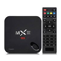 Приставка, медиаплеер Android TV BOX MQ PRO 1+8 (4 ядра)