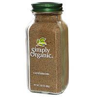 Simply Organic, Кардамон, 2,82 унции (80 г)