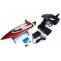 Катер на р/у Racing Boat 2.4GHz (красный)