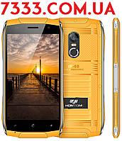 Влагозащищенный смартфон DOOGEE Homtom Zoji Z6 Orange Оранжевый IP68 1/8GB