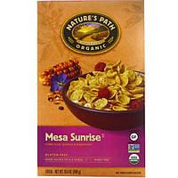 Natures Path, Organic, Mesa Sunris, зерновые хлопья без глютена 10.6 унции (300 г)