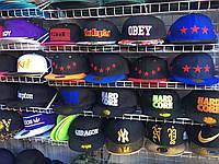 Бейсбольная кепка с логотипом