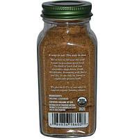 Simply Organic, Кориандр, 2,29 унции (65 г)