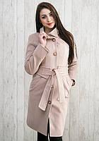 """Демисезонное женское пальто Vol Ange """"Тюльпан"""" Т-1(44-52)"""