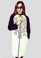 59cbd1e67db Оригинальное женское демисезонное пальто VOL ANGE