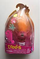 Trolls коллекционные фигурки0 Тролли с аксессуарами, без привязки по цвету СКЛАД