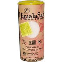 HimalaSalt, Древняя гималайская морская соль (170 г)