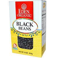 Eden Foods, Органическая черная фасоль, 16 унций (454 г)
