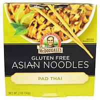 Dr. McDougalls, Азиатские макаронные изделия, тайская лапша, 2 унции (56 г)