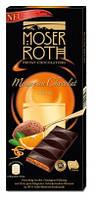 Шоколад черный Moser Roth Mousse au Chocolat Orange с апельсином, 187,5 гр, фото 1