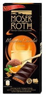 Шоколад черный Moser Roth Mousse au Chocolat Orange с апельсином, 187,5 гр, фото 1