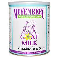 Meyenberg Goat Milk, Meyenberg Goat Milk, Обезжиренное сухое козье молоко, 12 унций (340 г