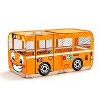 Детская игровая палатка автобус M 1183