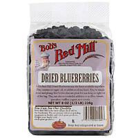 Bobs Red Mill, Bobs Red Mill, Сушеные ягоды черники, 8 унции (226 г)