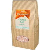 Aloha Bay, Гималайская кристаллическая соль, крупная, 18 унций (510 г)