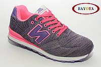 Женские кроссовки разные цвета New Balance от Bayota 36-41 рр.