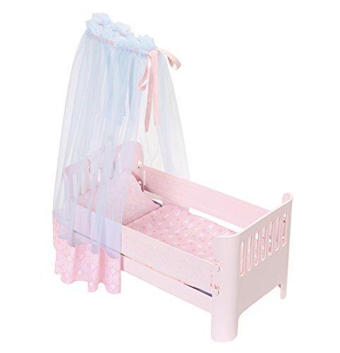 Кроватка куклы Беби Анабель Baby Annabell Сладкие сны свет звук Zapf Creation 700068