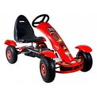 Картинг педальный Bambi M 1450-3 надувные колеса