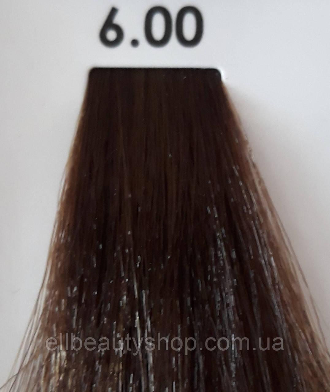 Стойкая крем-краска для волос  Luxor Color  6.00 темно-русый интенсивный