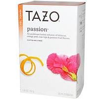Tazo Teas, Травяной чай без кофеина Взрыв чувств, 20 фильтр-пакетиков, 1,8 унции (52 г)