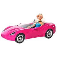 Кукла Defa 8228 в машине