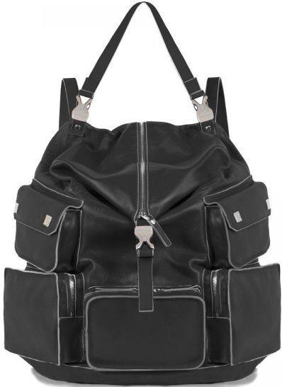 Рюкзак кожаный Piquadro PERSEUS/Black, CA3865W76_N 35 л