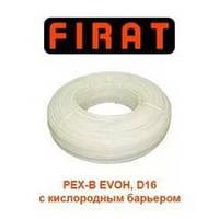 Труба для теплого пола FIRAT Pex-B 16x2.0мм(Турция)