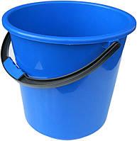 """Ведро пластиковое пищевое 15 литров """"Горизонт"""", фото 1"""