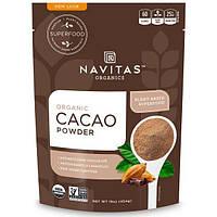 Navitas Organics, Органический порошок какао, 16 унц. (454 г)