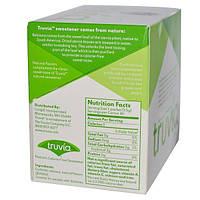 Truvia, Натуральный сахарозаменитель, без калорий 40 пакетиков, 3.5 г каждый