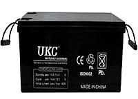 Аккумуляторная батарея BATTERY GEL 12V 200A UKC, гелевый аккумулятор