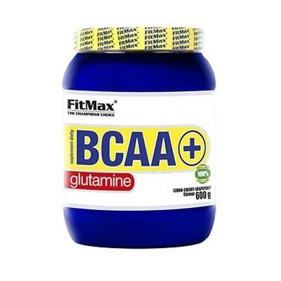 FitMax BCAA + Glutamine 600 g, ФитМакс БЦА + Глютамин 600 грамм