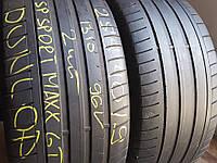 Шины бу 255/40 R19 Dunlop