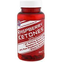 Hi Tech Pharmaceuticals, Кетоны малины, 125 мг, 90 капсул