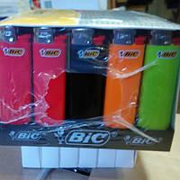 Зажигалки Bic J3 оригинал, Бик Оригинал, цветные, упаковка 50 штук, ящик 600 штук