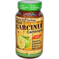 Fusion Diet Systems, Чистая гарциния камбоджийская, 800 мг, 60 растительных капсул