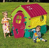 Детский игровой домик MARIAN PLAST пластик