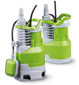 Дренажный насос Насосы+ Garden-DSP3-4/0.25P (0,25 кВт, 50 л/мин)