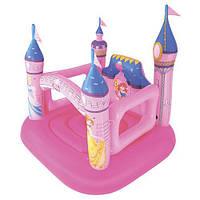 Игровой центр-батут Bestway Замок Принцессы 157х147х163 см