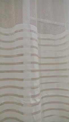 Тюль Линия Молочная, 3 метра, фото 2