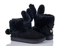 Зимняя женская обувь. Женские угги 8601 (6пар,36-40