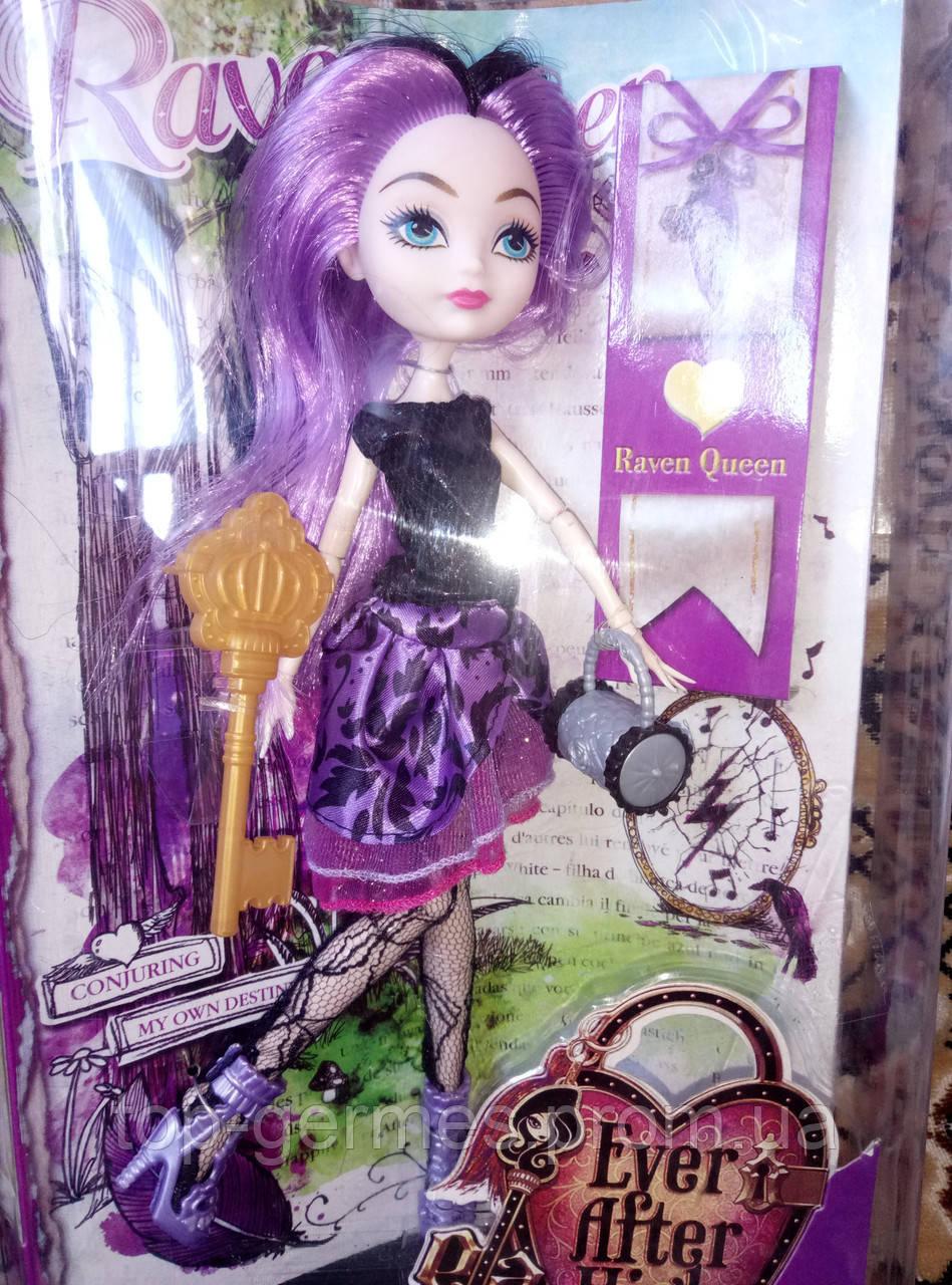 "Кукла шарнирная ""Fairy Tale Girl"" с аксессуарами оригинал"