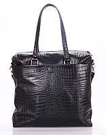 Кожаная сумка унисекс
